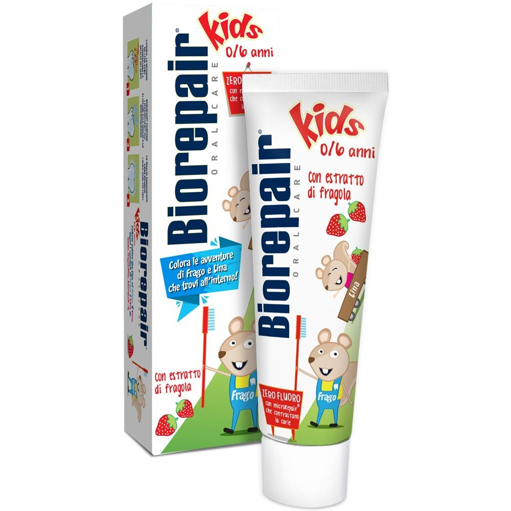 Biorepair Kids Strawberry